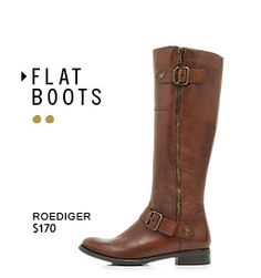 Aldo Boot-Roediger boots My feet would thank me! ;)