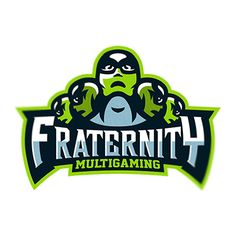 Esport logo Fraternity on Behance