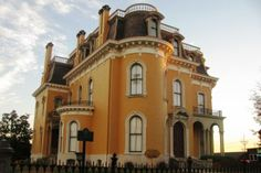 Like historic Old Louisville, downtown New Albany is a hub of 19th century architecture. Main Street's Culbertson Mansion was built between 1896 and 1897 and has been almost completely restored.