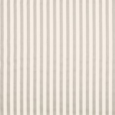 French Gray Basic Striped Duck Cloth Fabric
