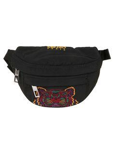 Shop Kenzo Bumbag Mini In C Black from stores. Kenzo Bumbag Mini from Kenzo Kenzo, Luxury Branding, Neiman Marcus, Mens Fashion, Mini, Bags, Style, Moda Masculina, Handbags