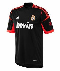 adidas Real Madrid goalkeeper home jersey 2013 77369c626