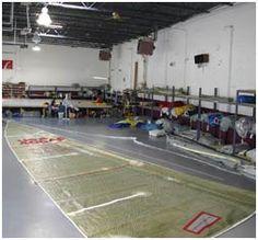 Doyle Midwest sail production