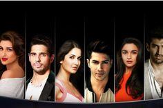 Bollywood Dream Team 2016: Katrina, Alia, Sidharth, Varun, Parineeti, Aditya Roy…