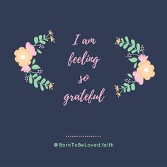 I am feeling so grateful... Have a blessed and victorious week ahead! #BornToBeLoved #faith #sunday #sundaynightdinner #ask #seek #knock #receive #grateful