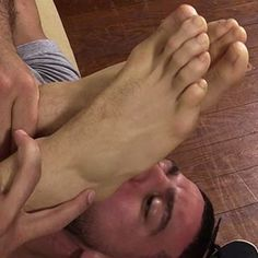 Quality Images of Male Feet