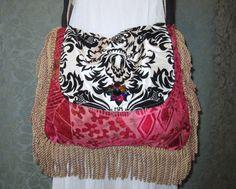 Bohemian Gypsy Bags and Purses Boho Hippie by CatzStitchedFantasy, $75.00