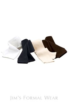 Jim's Formal Wear offers a variety of formal and colored tuxedo socks. Shop online or visit a JFW store near you. Formal Tuxedo, Formal Wear, Tuxedo Accessories, Tuxedo Colors, Socks, How To Wear, Fashion, Moda, Fashion Styles
