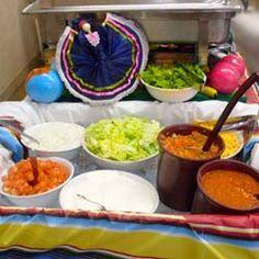 Mexican Fiesta Menus San Diego Catering By West Coast