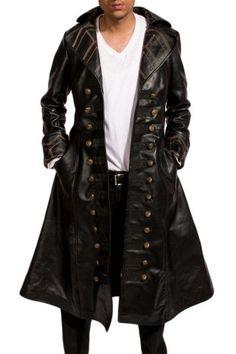 Black Long Coat$330.00