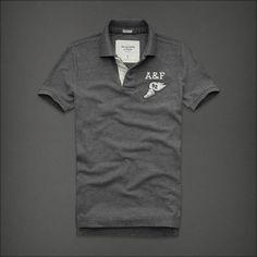 Abercrombie and Fitch Mens Polo