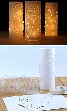 Paper Lanterns | 15 DIY Outdoor Wedding Ideas on a Budget