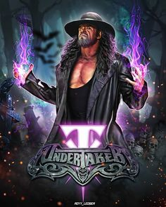 The undertaker - prince of darkness