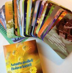 Onko veto poissa tai onko stressi ongelmasi? Kokeile ihania Autuutta aivoille® Hoitavia kortteja® stressintorjuntaan ja aivojen hyvinvointiin.