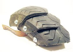 Wasteland Champion Tire Armor by Roll4Damage on Etsy