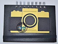 Bloquinho Câmera Fotográfica - BasicArte - notes for photographers