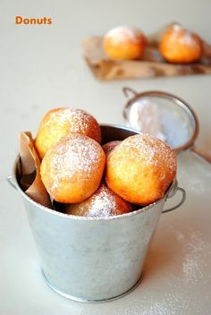 A quick 15 minute recipe for the most awesome homemade donuts from scratch! for-the-busy-foodie
