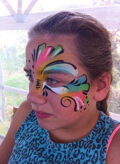 #NancyIsabelleLabrie #Creativité   - Nancy Isabelle Labrie, Maquillage de fantaisie, cours de maquillage enfants, illustration, peinture et ateliers de croissance par la creativite
