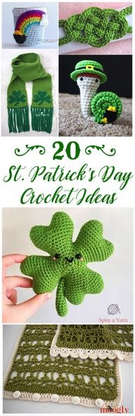 20 Crocheted Project
