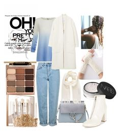 """Untitled #36"" by alma77 ❤ liked on Polyvore featuring Joie, Topshop, MANGO, Chloé, Vivienne Westwood, Sephora Collection, Stila, NARS Cosmetics and New Look"
