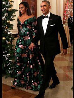 Beautiful, Classy Couple...The Obama's!!