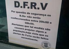 Canadauence TV: Delegacia do Rio fecha a noite por falta de segura...