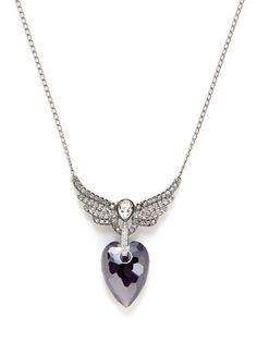 Peace Necklace by Swarovski Jewelry at Gilt