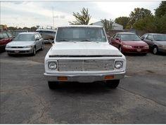 1972 Chevrolet C1500