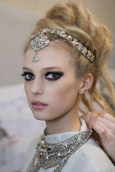 Chanel`s Bombay Beauty
