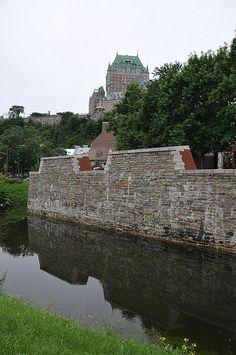Quebec City, Quebec.
