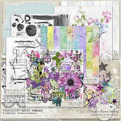 Visual Art Media Bundle #collection #handmade #visualartmediabundle #dawninskip #scrapbookgraphics #masks #stamps #luckystars #stars #tears #brushes #stitches #artmediapaper #bleachedpaper #scribblesuponscribbles