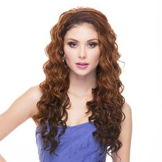 Freedom Heat Resistant 3/4 Wig by Sepia