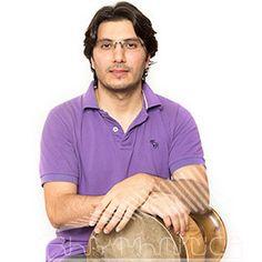 Behzad Mirzayi Tombak Instructor