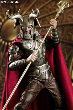 Thor: Odin (Anthony Hopkins) - Deluxe Figur, Fertig-Modell ... http://spaceart.de/produkte/thr001.php