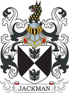 Jackman Coat of Arms