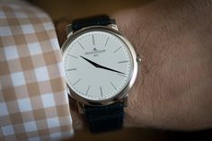 Thoughts On The Jaeger-LeCoultre Master Ultra-Thin Jubilee