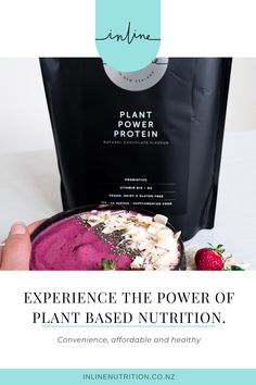 Our lives are busier than ever and convenience is becoming an important part of making their choices. Get the convenience factor, affordability and the healthy tick at the same time. Plant Based Nutrition, Plant Based Diet, Post Workout Protein Shakes, Vitamin D2, Plant Based Protein Powder, Protein Power, Isolate Protein, Plant Protein, Nutrition Information