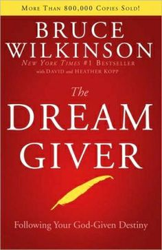 The Dream Giver by Bruce Wilkinson: Wow, what a great book when you are going through changes in your life to pursue a dream! I've read this book three times. It will prepare you for your dream journey, and take it from me: It is accurate! | #leadershipwithsass #impactingleaders #leadership #leader #reading #book