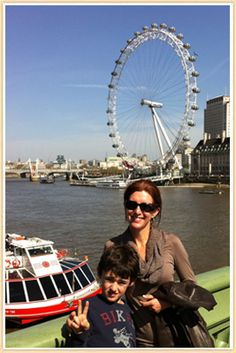 72 Hours in London with Kids.  Pinned now, will read later to see if legit