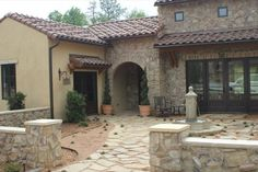 Tyler Estate - mediterranean - Landscape - Austin - Vanguard Studio Inc.