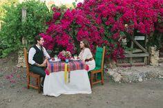 Bohemian Wedding Inspiration Part 2: Latin American Style