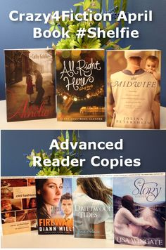 What's Happening Wednesday: What's on YOUR bookshelf?   Crazy4Fiction