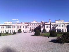 Villa Mirabello in Varese, Lombardia