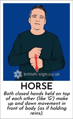 Sign of the Day - British Sign Language - Learn BSL Online