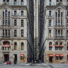 1a1c3edcf5b Trinity buildings were probably the first twin towers in New York by Pavel  Bendov