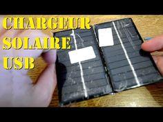 Fabriquer facilement un chargeur usb solaire pour 4€ ! - YouTube