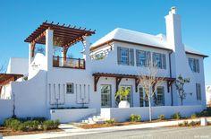 Summer Whites - Alys Beach style