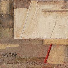 Harmony   25cm x 25cm   sand   ash   pigment