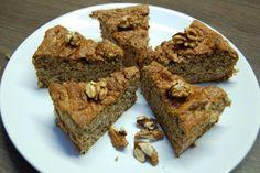 Fotorecept: Bezlepkový orechový koláč z 3 ingrediencií - Recept pre každého kuchára, množstvo receptov pre pečenie a varenie. Recepty pre chutný život. Slovenské jedlá a medzinárodná kuchyňa