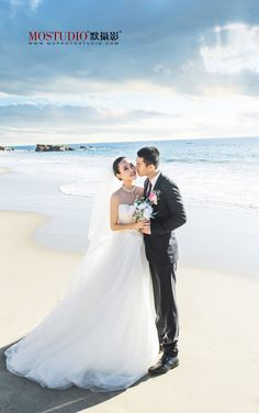 #wedding Photography #prewedding photography shot at #Laguna Beach Mo Studio www.mophotostudio...